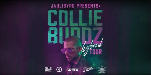 Collie Buddz at The Blind Tiger (December 6, 2019)