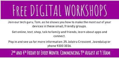 Get Online: Digital Workshops