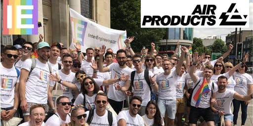 Airproducts & InterEngineering at Manchester Pride 2019