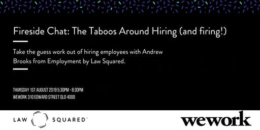 Fireside Chat: The taboos around hiring