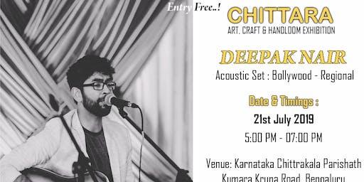 Deepak Nair Live Performance