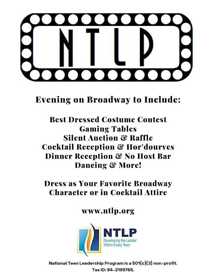 Casino Night on Broadway Gala & Fundraising Celebration image