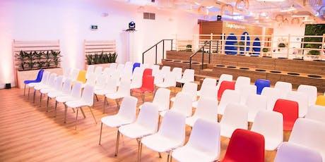 """Belga Club Event #3 - """"Tolérant avec ses erreurs : comment continuer à se réinventer en tant que professionnel de la communication"""" billets"""