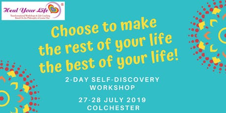 Love Yourself, Heal Your Life Self-Discovery Workshop tickets