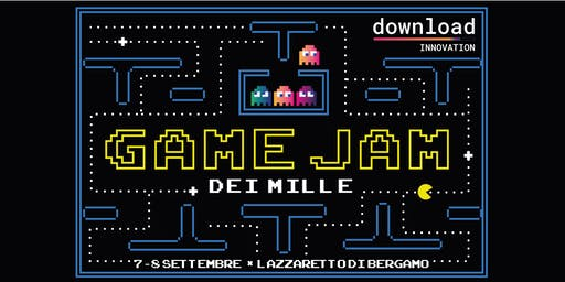 Game Jam dei MIlle @Download Innovation 2019