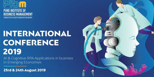 INTERNATIONAL CONFERENCE 2019 - PIBM Pune