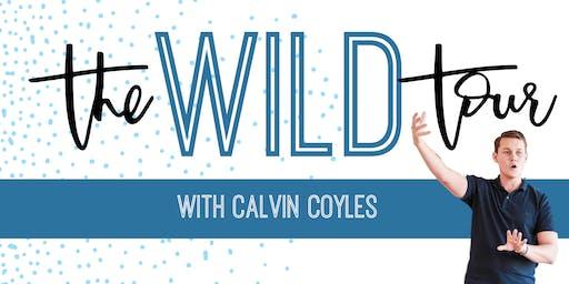 WILD Success with Calvin Coyles - Perth