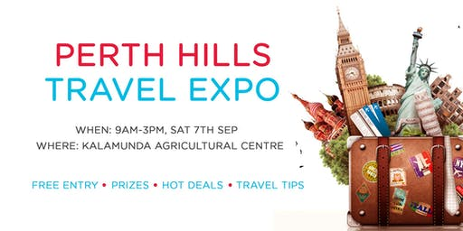 Perth Hills Travel Expo 2019