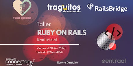 Taller Ruby on Rails | Nivel Inicial entradas