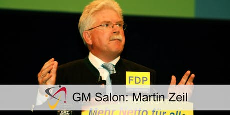 German Mittelstand Salon – Meet: Martin Zeil  Tickets