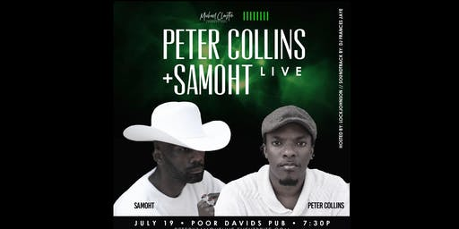 Peter Collins x Samoht Live