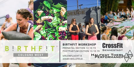 BIRTHFIT Workshop Prenatal Edition Tickets