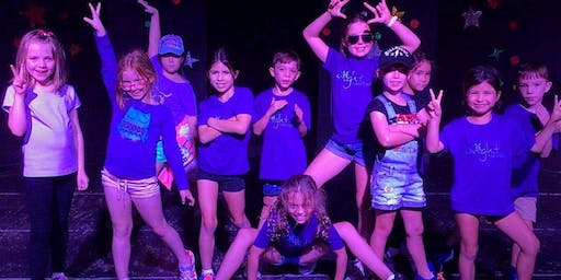 FREE TRIAL ELANORA: Sing! Dance! Act! Main School (Ages 7-17 yrs)
