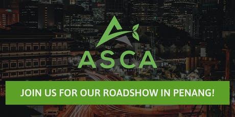 ASEAN Smart Cities Accelerator Roadshow in Penang tickets
