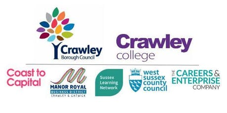 Crawley Careers Fair 2019 tickets