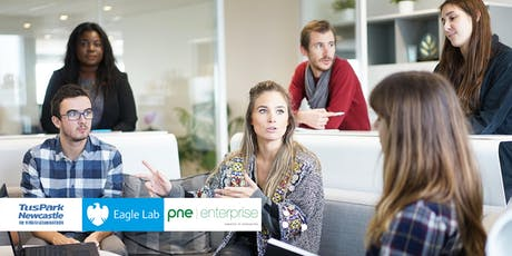 Start and Grow a Business with TusPark Newcastle Barclays Eagle Lab and PNE Enterprise tickets