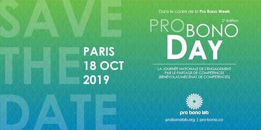 Pro Bono Day : journée nationale de l'engagement par le partage de compétences