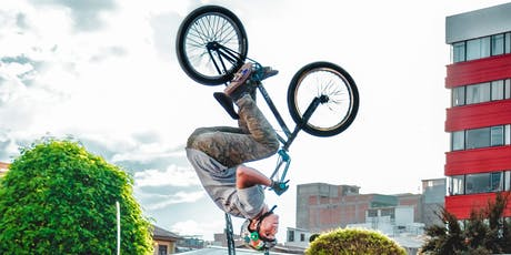 BMX Tasters - part of Rain or Shine Festival  tickets