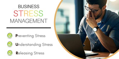 Business Stress Management @ Uncommon Liverpool Street tickets