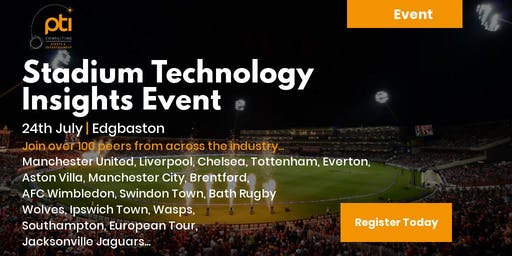 Stadium Technology Insights Session
