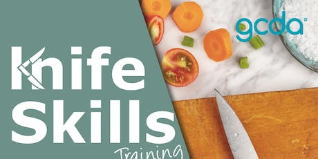 3-week Catering Knife Skills training Weds 6th November 2019 tickets