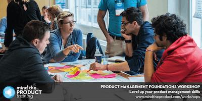 Product Management Foundations Training Workshop - Dublin