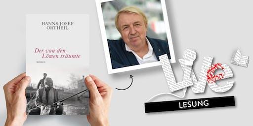 LESUNG: Hanns-Josef Ortheil
