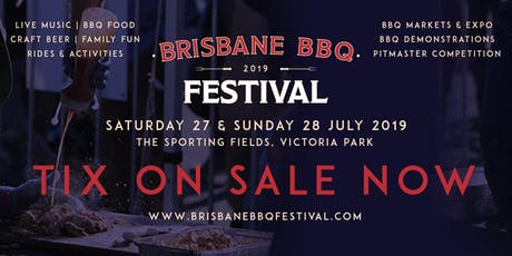 Brisbane BBQ Festival tickets