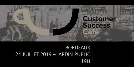 Customer Success Café Bordeaux #4 billets