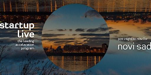 Startup Live Novi Sad — boost your startup