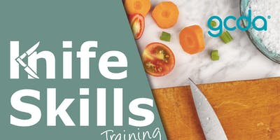 3-week Catering Knife Skills training Tues 16th June 2020