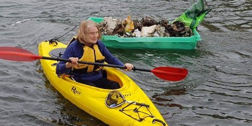 Dutton Park Paddle Against Plastic