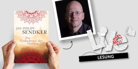 LESUNG: Jan-Philipp Sendker Tickets