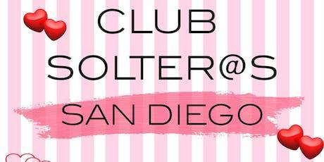 Solteros y Solteras en busqueda dl Amor club San Diego entradas