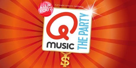 Qmusic the Party XL - 4uur FOUT! in Wageningen (Gelderland) 25-01-2020 tickets