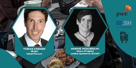 Innovations-Frühstück Tickets