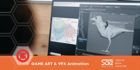 "Workshop: ""3D Modeling Basics"" - Game Art / Visual FX Animation Tickets"