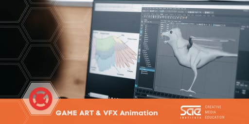 "Workshop: ""3D Modeling Basics"" - Game Art / Visual FX Animation"