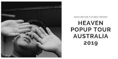 Heaven Popup Tour Australia