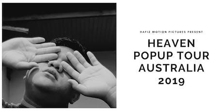 Heaven Popup Tour Australia tickets
