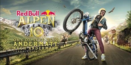 Red Bull Alpenbrevet Tickets