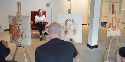 Portraiture in Pastel: Intermediate to Advanced Six-Week Course