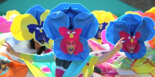 The Animal Carnival! - part of Rain or Shine Festival