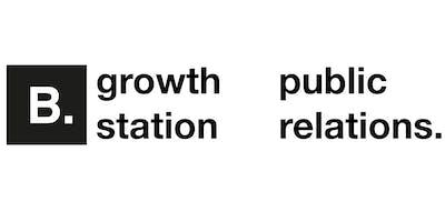 Growth Station // Buzzpress // public relations.
