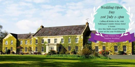 Tullylagan Country House Hotel & Estate Wedding Open Day tickets