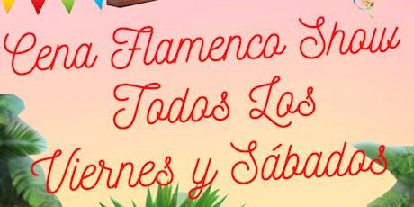 Os esperamos en el  Garden Chillout más Flamenco del Verano entradas