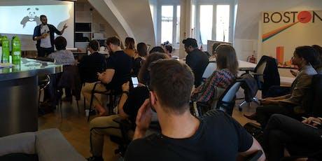 #LaClaqueConf 42 - Comment devenir une Machine à Apprendre ? billets