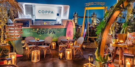 Crypto Cocktails at the Coppa Club with the Oxford Blockchain Foundation tickets