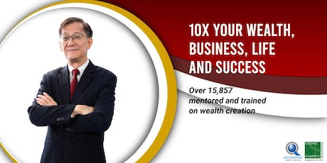 Creating Extraordinary WEALTH Through Multiple Streams Of Income tickets