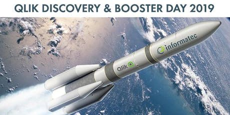 VERANSTALTUNG QLIK DISCOVERY & BOOSTER DAY 2019 Tickets